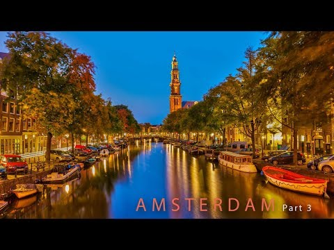Amsterdam Travel Guide - Part 3