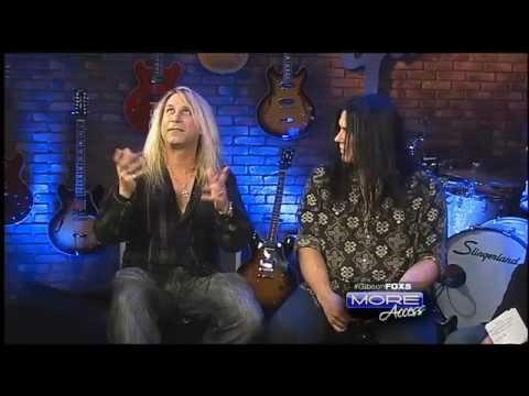 slaughter - band las vegas original - 2013 interview