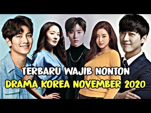 WAJIB NONTON BANGET! 7 DRAMA KOREA NOVEMBER 2020 TERBARU
