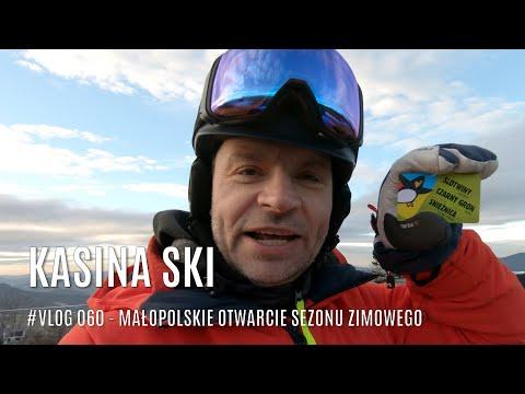 Kasina Ski - Małopolskie Otwarcie Sezonu Zimowego - konkurs