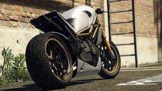 GTA 5 - Double bump a 500 kmh en moto thumbnail