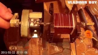 Как намотать трансформатор(Как намотать трансформатор В этом видео я покажу как намотать силовой трансформатор с одной вторичной..., 2016-01-19T07:35:28.000Z)