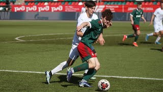 Видеообзор матча Локомотив U16 Москва Краснодар U16