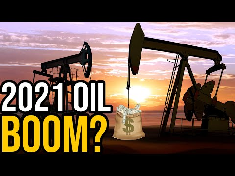 The Rise of Oil & Gas Stocks in 2021 | EPD Stock Review