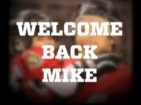 Senators Welcome Back Video For Mike Fisher