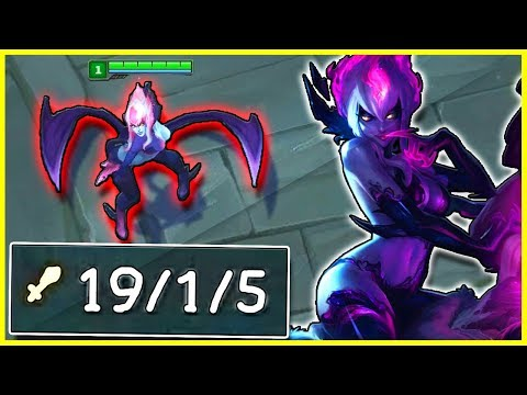 EVELYNN REWORK APOCALYPTIC DESTRUCTION!! + NEW RUNES! - Jungle Gameplay | LoL