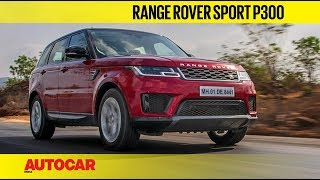 Range Rover Sport P300 | First Drive Review | Autocar India