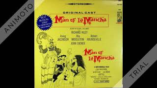 MAN OF LA MANCHA various Side One