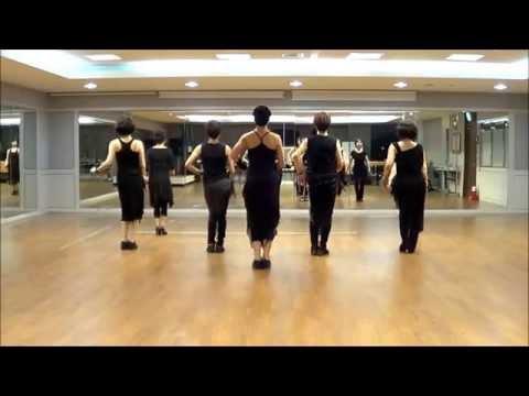 Juntos(Together) Line Dance(Improver Level)