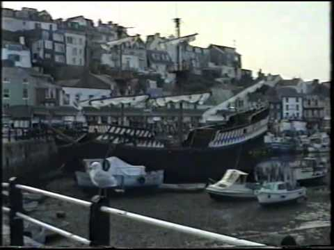 Holiday in Torquay 1992