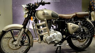 Royal Enfield Classic 350 Dual Disc- Gunmetal Grey - Detailed review with good and bad points.
