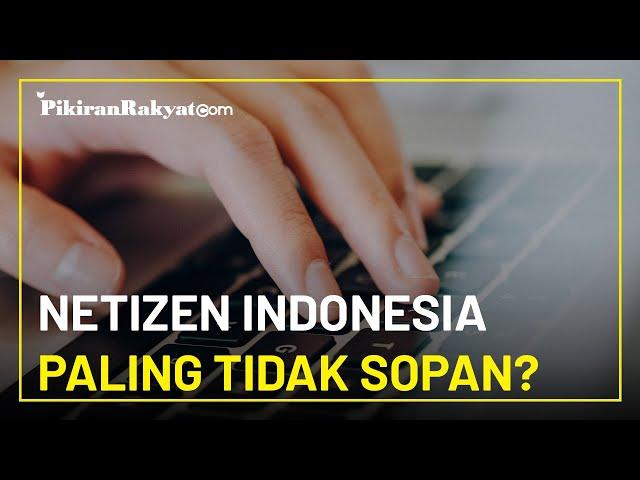 DCI Microsoft: Tingkat Kesopanan Online, Netizen Indonesia Paling Rendah se-Asia Tenggara