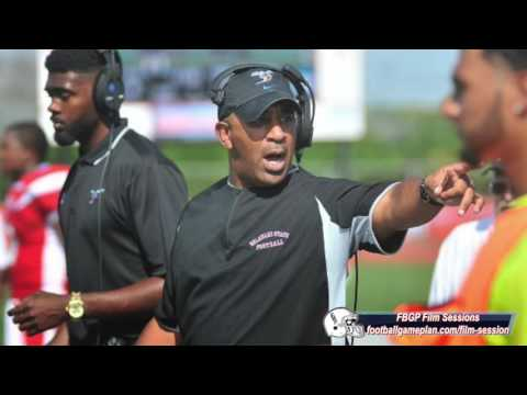 Football Gameplan's 2016 MEAC Media Day Coverage: Kenny Carter, Delaware State