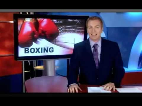"""Mayor Presents """"Key to the City"""" to Las Cruces PAL Boxers"""