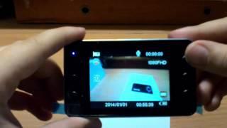 Обзор на Видеорегистратор Sho me HD29 LCD
