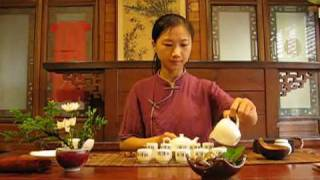 The Traditional Art of Chinese Tea - A Taichung Tea Ceremony