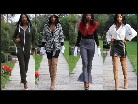 [VIDEO] - HOW TO SLAY WINTER LOOKBOOK 1