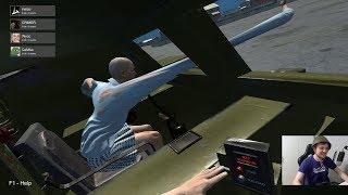 Wycc и Банда в 'Hand Simulator'(Танкисты)●'Стрим TaeRss'