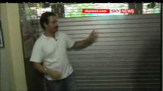 Mumbai Terror Attack Leopold