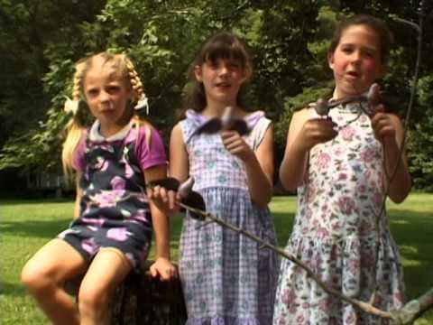 One Little Brown Bird Cedarmont Kids Youtube