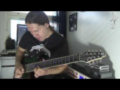 Ivan Torrent - Afterlife (guitar cover by Samuli Federley)
