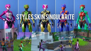 FORTNITE: VOICI How to unlock the 5 hidden helmets of the secret skin SINGULAR