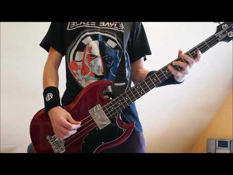 Iced Earth // Raven Wing // Bass Cover