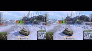 World of Tanks в 3Д(В World of Tanks в 3Д .Для полноценного просмотра данного видео понадобятся анаглифные 3D очки (красно-синие). Эффек..., 2012-10-22T09:40:17.000Z)
