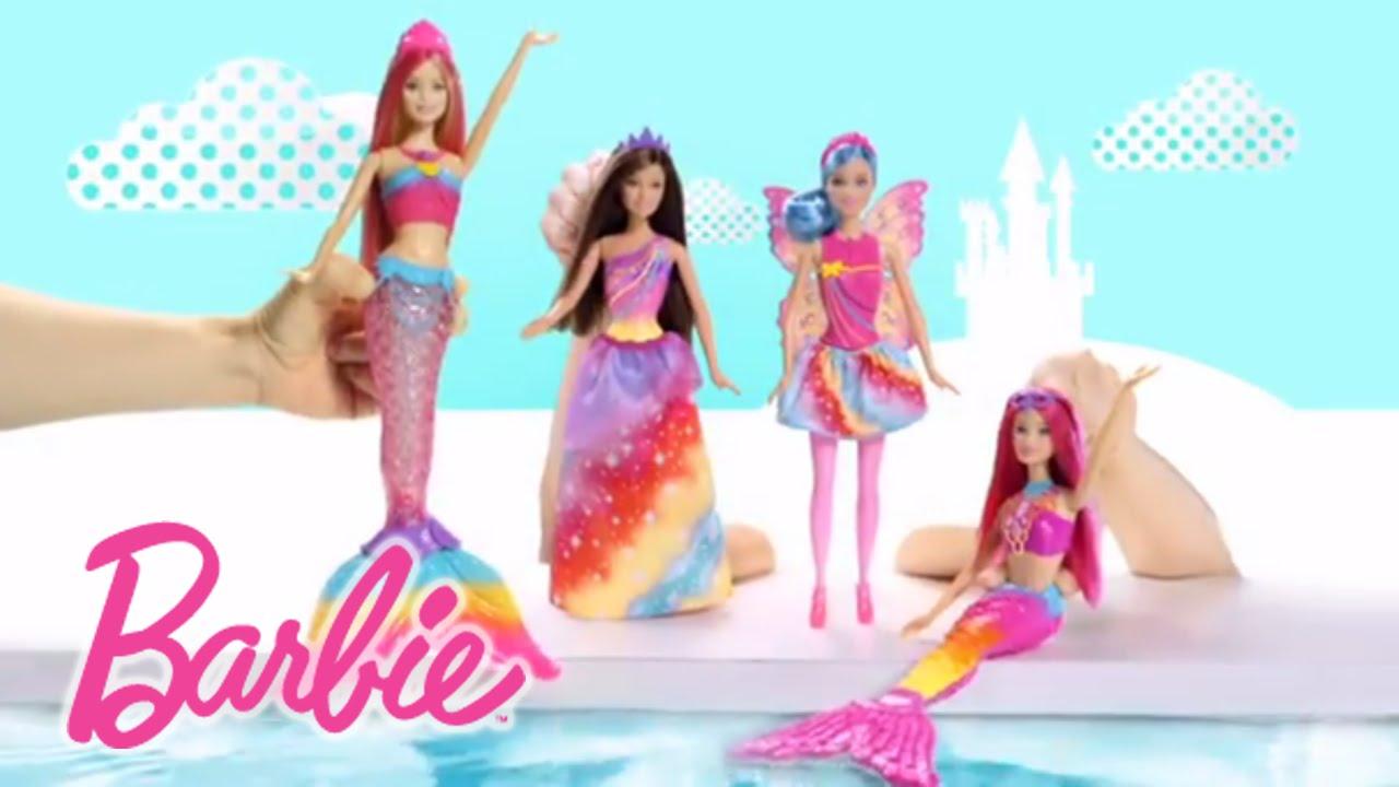 regenbogenlicht barbie