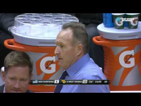 NCAAB 11 20 2016  New Hampshire at West Virginia 720p60