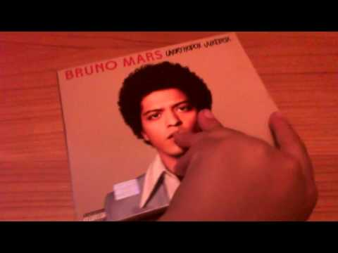 Unboxing de Bruno mars Unorthodox Jukebox...