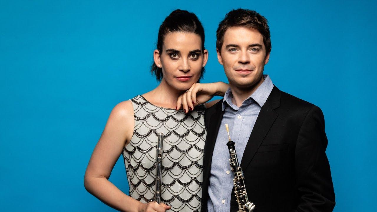 Haydn & Stamitz Concertos for Flute and Oboe – Ana de la Vega, Ramón Ortega Quero