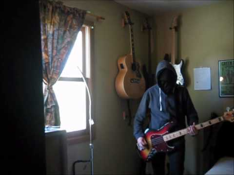 Ghost B.C. - Ritual (Bass Cover)