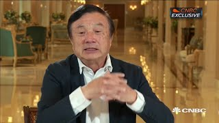 Trump is a 'great president,' but has shortcomings: Huawei CEO   Squawk Box Europe