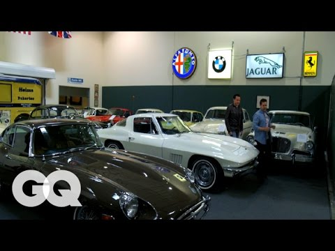 The Breslow Collection: European and Special Interest Cars - GQ