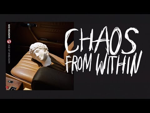 "Bad Religion - ""Chaos From Within"""