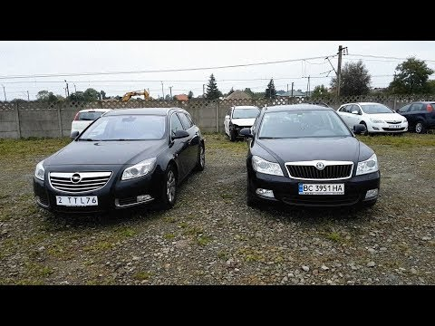 Opel Insignia VS