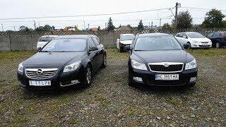 Opel Insignia VS Skoda Octavia A5 FL Почему я Продал и Купил?