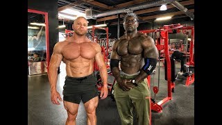 HUGE CHEST in Under 45 Minutes with TheMacTrucc and Marc Lobliner
