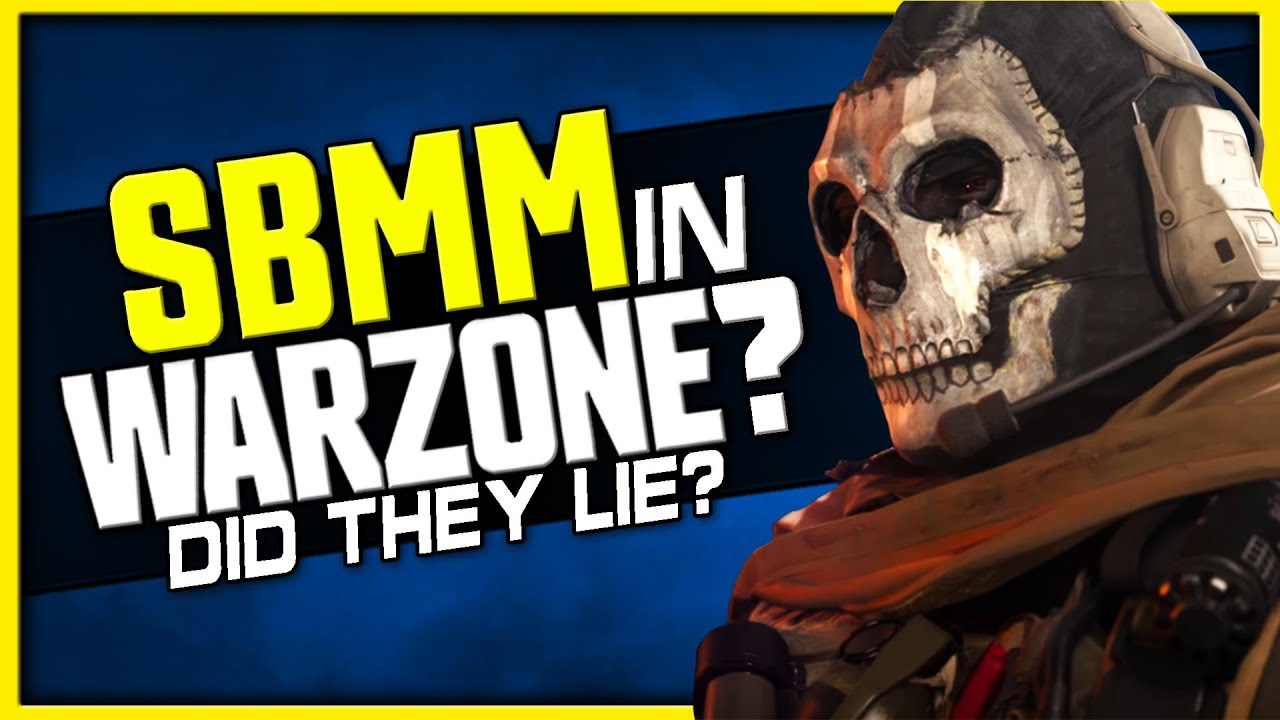 Is there Skill Based Matchmaking in Warzone Battle Royale? (SBMM Test Results)