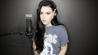 Britney Spears - Toxic (Violet Orlandi cover)