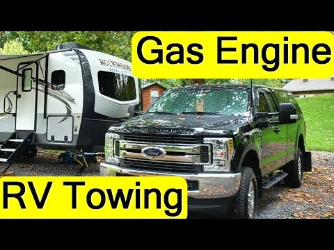 2019 F250 Towing 8000lb RV