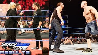 Dolph Ziggler RETIRING? Smackdown Live Results 9/27/16 ( LetsTalk Pro Wrestling Podcast Ep.5 )