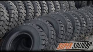 SupersolidHP Sri Lanka - Solid Tyre Manufacturing