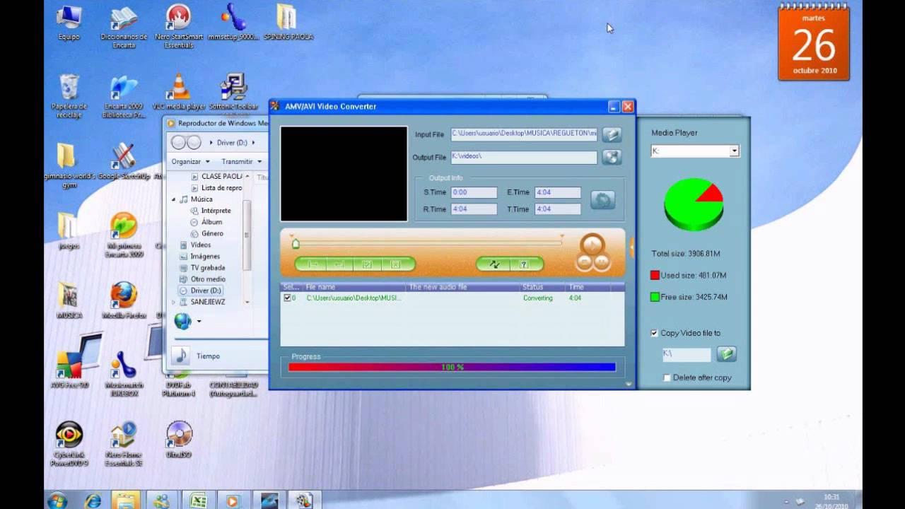 mp4 player utilities 4.18