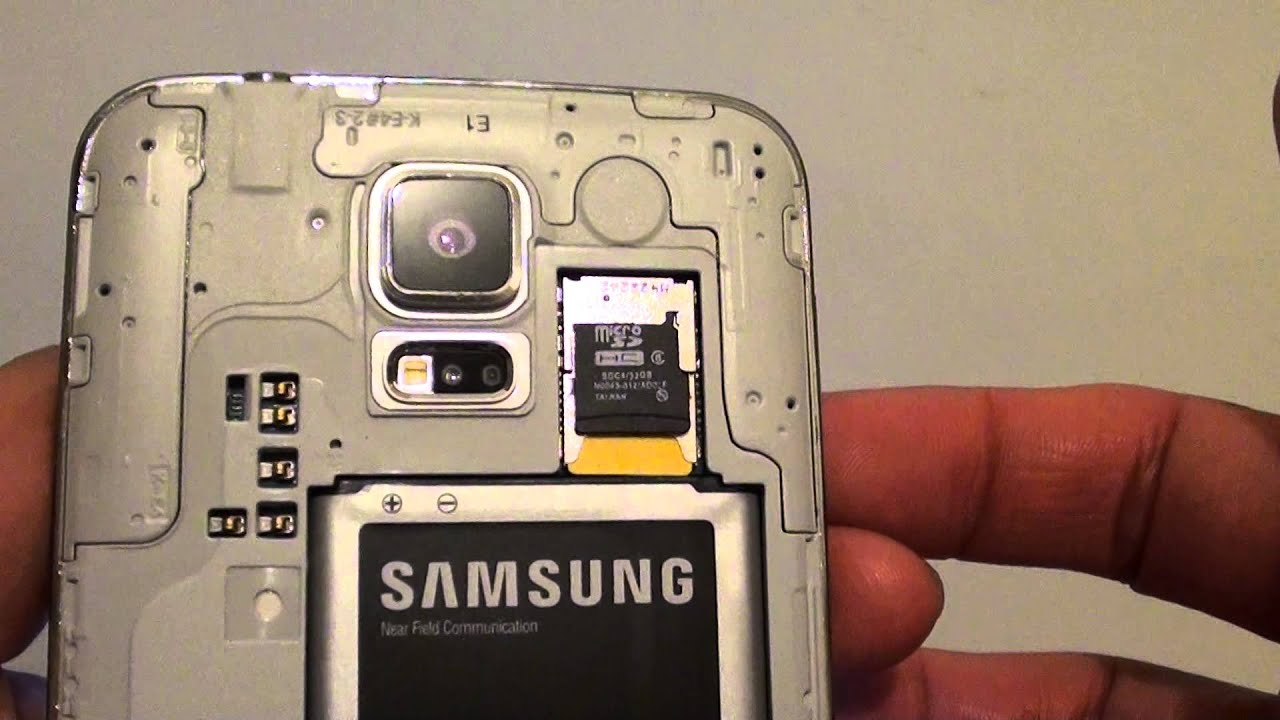Samsung Galaxy S5: What is the Maximum Expandable Memory Size for ...