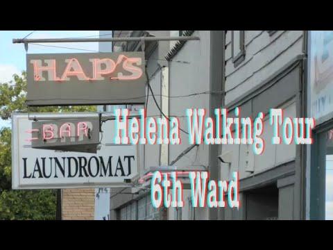 Helena Walking Tour - 6th Ward