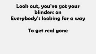 Billy Ray Cyrus - Real gone with lyrics.