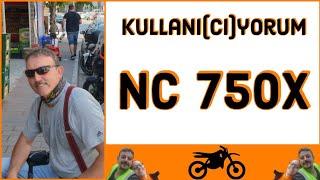 Nc750x Kullanıyorum, Kullanıcı-yorum #NC750X