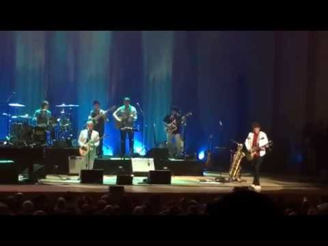 Brian Wilson, Al Jardine, Blondie Chaplin - Sail On Sailor, SLC 2016